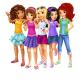 Friends и другие конструкторы для девочек