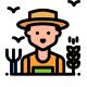 Игровые наборы и фигурки Фермера