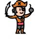 Игровые наборы и фигурки Пираты и рыцари