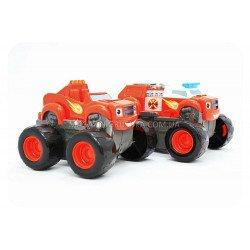 Детский набор «Вспыш» пожарная машина-трансформер (свет, звук)